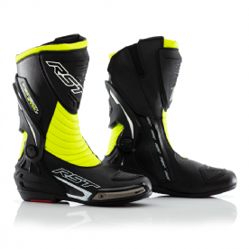 RST Tractech Evo 3 Boots Flo yellow CE
